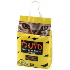 10 Kilo Cat Sand in Lemon Scent