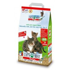 Cat's Best Wood chips for Cats (10 liters)
