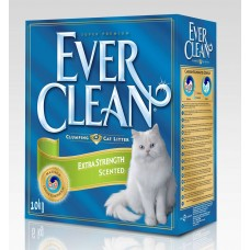 Extra Strength scented Ever Clean 10 Kilogram Cat Sand