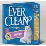 Ever Clean 10 Kilogram Cat Sand in Lavender Scent