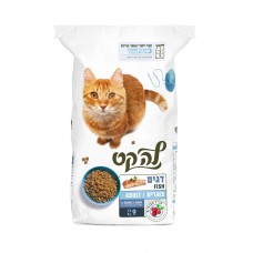 La Cat Dry Food 9 Kilogram fish flavored