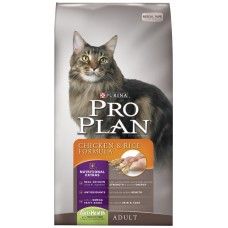 PRO PLAN adult cat chicken & rice 3.18 kg