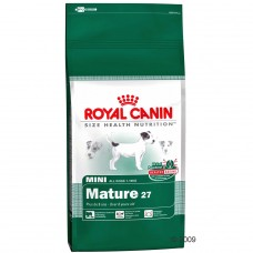 ROYAL CANIN Mini (1-10kg) Mature 8 kg