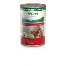 BEWI DOG Canned Dog Food chicken and pasta flavored 800 gram