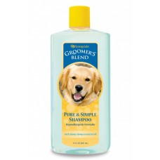 GROOMER'S BLEND Pure N Simple Shampoo