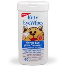 PETKIN Kitty Eyewipes