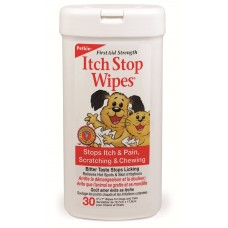 PETKIN Itch Stop Wipes
