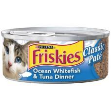 FRISKIES Adult Ocean Whitefish & Tuna