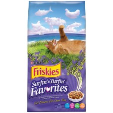 FRISKIES Adult Surfin & Turfin Favorites 2.9 kg