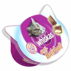 WHISKAS Adult Anti-Hairball 60 gr