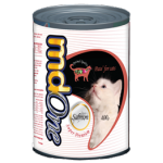 MdOne Cat Food Salmon Flavored 400 gr