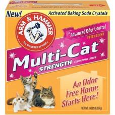 ARM & HAMMER Cat Litter Multi-Cat 9 kg