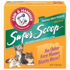 ARM & HAMMER Cat Litter Super Scoop 9 kg
