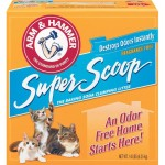 ARM & HAMMER Cat Litter Super Scoop No Fragrance