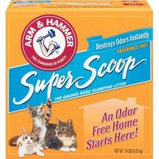 ARM & HAMMER Cat Litter Super Scoop No Fragrance