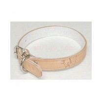 Dog Collar Leather 30 mm