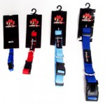 Dog Collar Nylon with Clips 10 mm