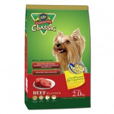 CP Classic Small Breed Beef 2 Kg