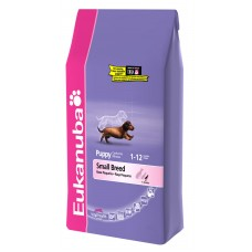 EUKANUBA Small Breed (1-10kg) Puppy 3.5 Kg