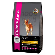 EUKANUBA Medium Breed (10-25kg) Adult 3 Kg