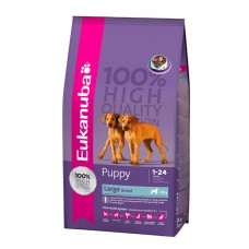 EUKANUBA Large Breed (25kg+) Puppy15 + 3 Kg FREE