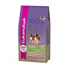 EUKANUBA All Breeds Puppy Lamb&Rice