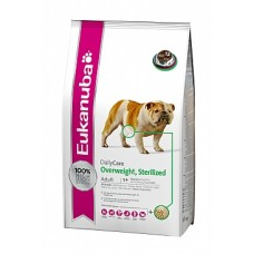 EUKANUBA Daily Care Overweight & Sterilized 2.5 kg