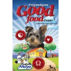 GOOD FOOD All Breeds Puppy 3 kg