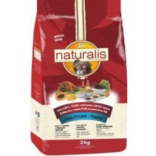 NATURALIS All Breeds Puppy Turkey&Fruit 15 kg