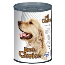 PET CHOICE All Breeds Lamb Pate 400 gr
