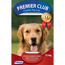 PREMIER CLUB All Breeds Adult Chicken 22.6 kg