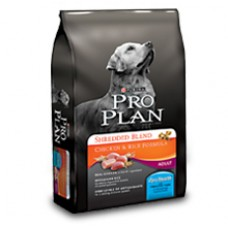 Pro Plan Adult 15.9 Kg Shredded Blend - Chicken and rice