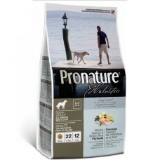 Pro Nature Holistic Adult Atlantic Salmon & Brown Rice food 13.6 Kg