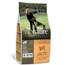 Pro Nature Holistic Adult Duck & Orange food 13.6 Kg