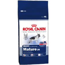 ROYAL CANIN Maxi (26-44kg) Mature 15 kg