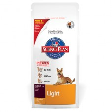 SCIENCE PLAN Medium Breed Adult Chicken Light 12 kg