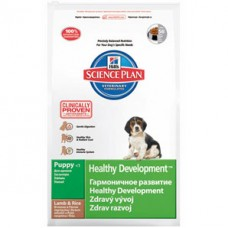 SCIENCE PLAN Medium Breed Puppy Lamb&Rice 12 kg