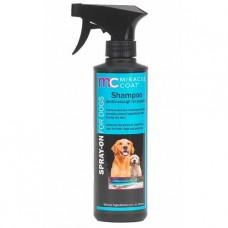Miracle Coat Spray-On Dog Shampoo 355 ml