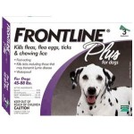 FRONTLINE Drops for Large Dogs 20-40 kg