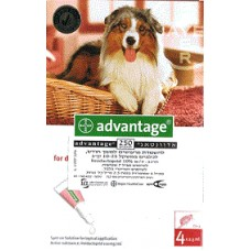 Advantage for Dogs Medium Breed 10-25 kg