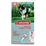 Advantix for Dogs Medium Breed 10-25 kg