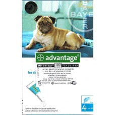 Advantage for Dogs Small Breed Up to 10 kg