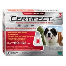 Certifect for Dogs Giant Breed 40-60 kg