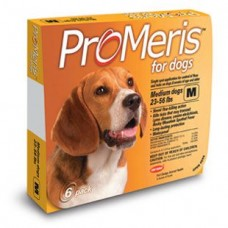 ProMeris for Dogs Medium Breed 10-25 kg