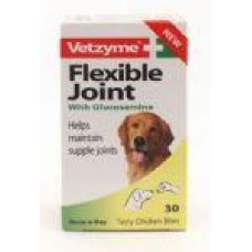 Vetzyme Glucosamine Tablet for Dogs 30 Tablets