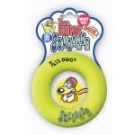 Dog Toy Squeaker Donut
