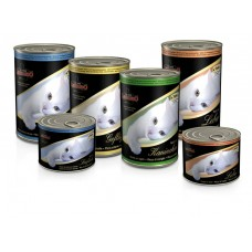 LEONARDO Special!  Canned cat food 200 grams in various flavors- 24 units in one tray