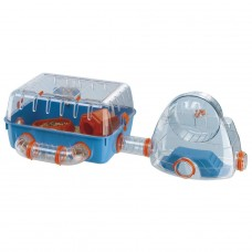 Hamster cage with gym - COMBI 2